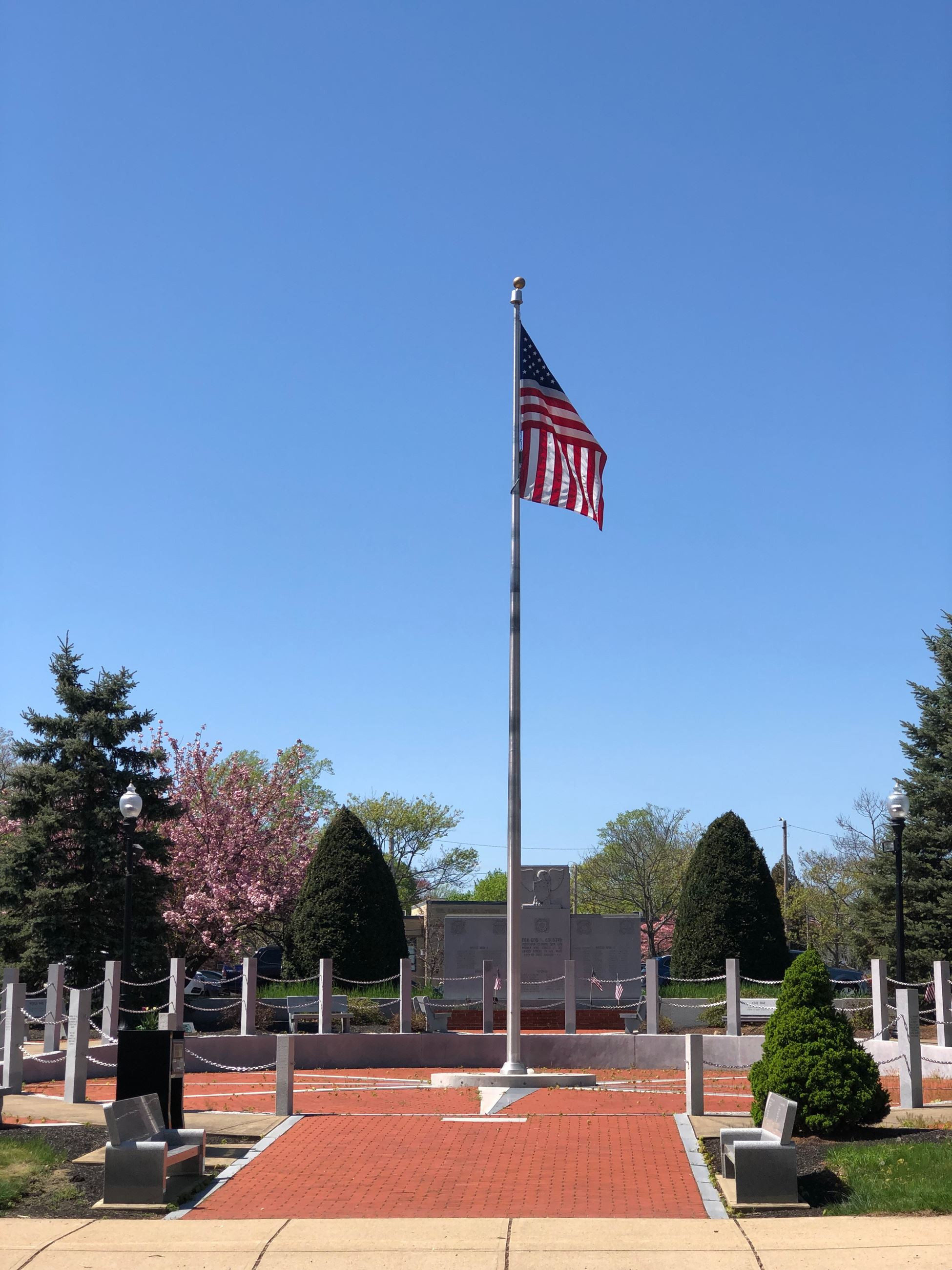 Town Hall Lawn Memorial Park