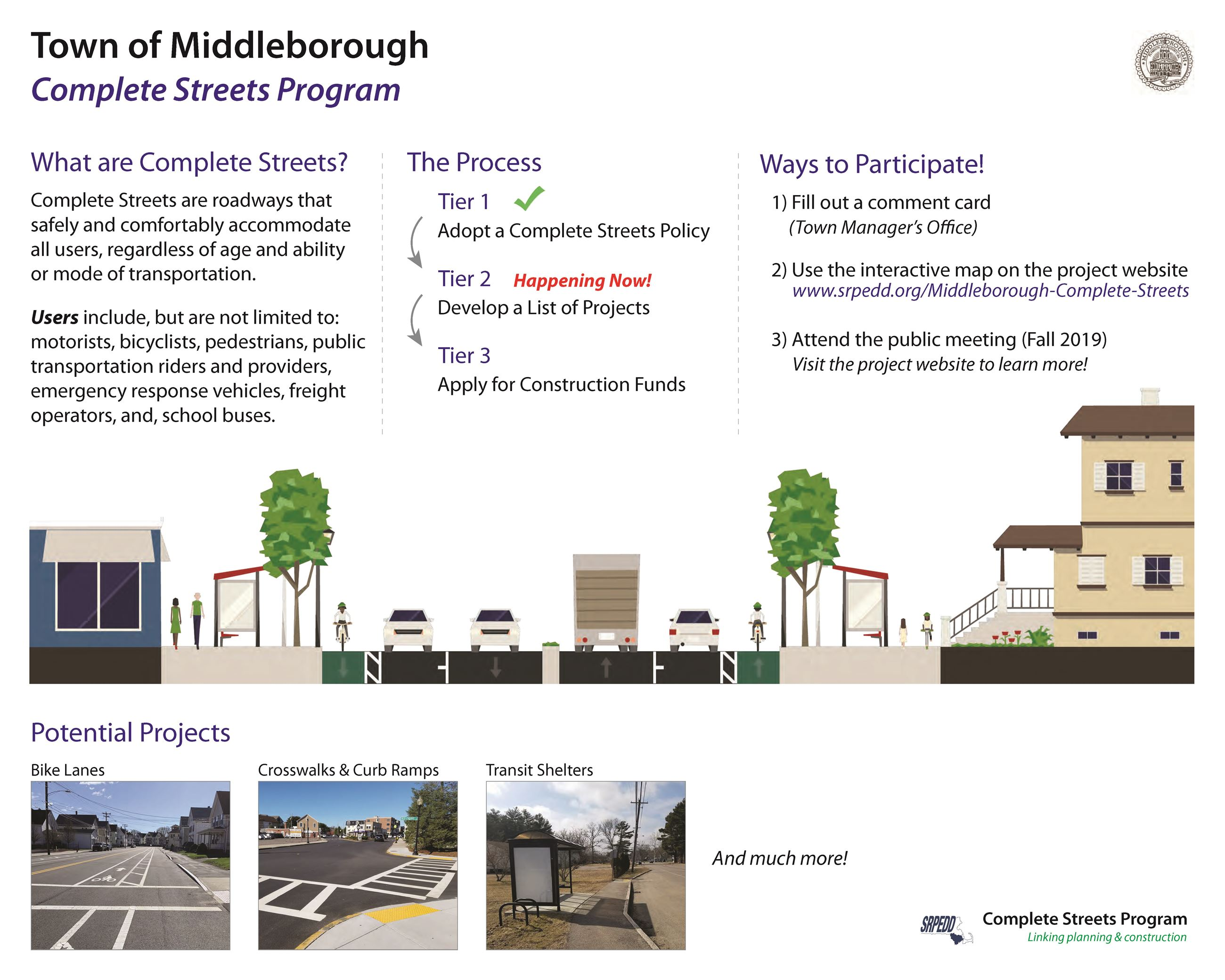 Middleborough-CS-Info-Board