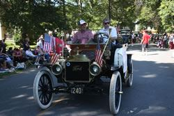Model T in the 4th of July Parade