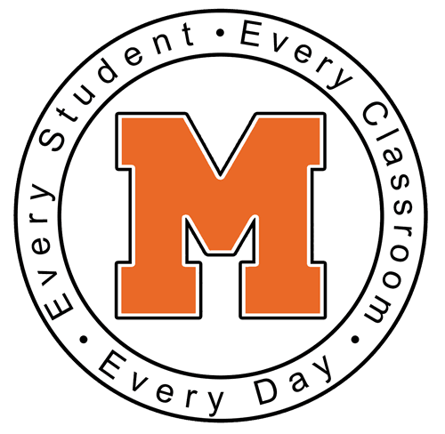Middleborough High School District Logo